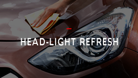 HEAD-LIGHT REFRESH